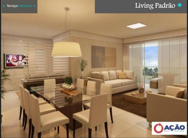 Apartamento à venda com 3 dormitórios em Nossa senhora das graças, Manaus cod:AP596VRAQ - Foto 4