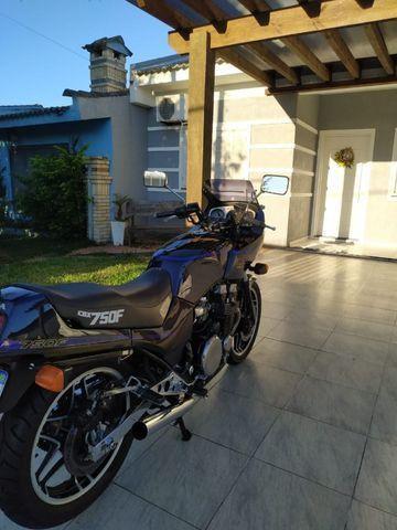 Honda CBX 750 - Foto 3