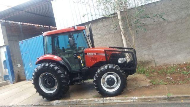 Trato Agricola de rodas Case