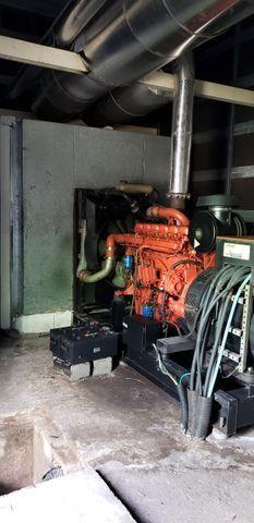 Grupo gerador 500 kVA - *Scania - Completo - Foto 3