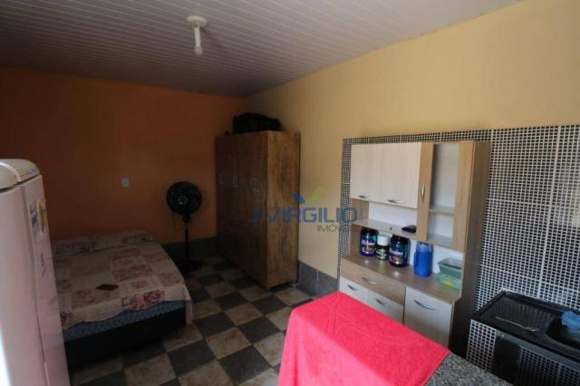Área com 10 Kitnets à venda, 320 m² por R$ 640.000 - Vila Santa Helena - Goiânia/GO - Foto 6