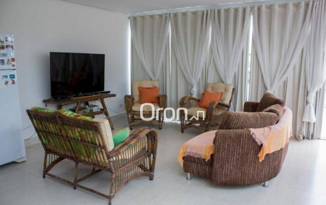 Sobrado com 4 dormitórios à venda, 364 m² por R$ 780.000,00 - Setor Jaó - Goiânia/GO - Foto 3