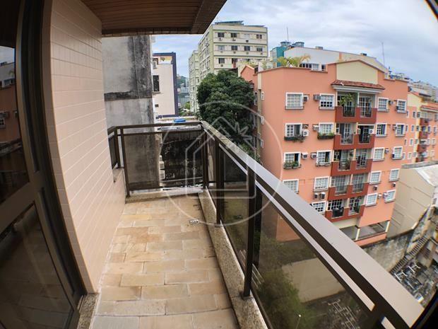 Apartamento à venda com 3 dormitórios em Jardim botânico, Rio de janeiro cod:763737 - Foto 2