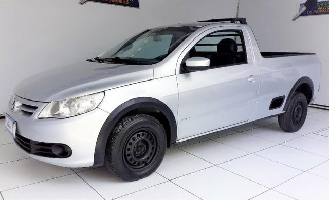 Volkswagen Saveiro Cs 2011 Ipva 2020 + Transferência + Tanque Cheio Grátis!!! - Foto 3