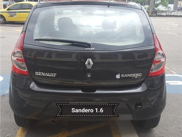 Renault Sandero 1.6 expression 8v flex 4p manual - Foto 4