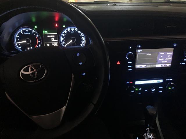 Vendo Corolla XEI Dynamic 2017 - Foto 14