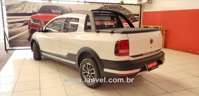SAVEIRO 2018/2019 1.6 CROSS CD 16V FLEX 2P MANUAL - Foto 3