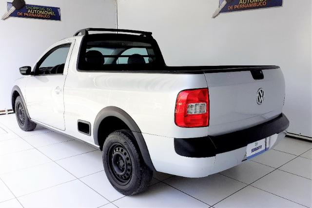 Volkswagen Saveiro Cs 2011 Ipva 2020 + Transferência + Tanque Cheio Grátis!!! - Foto 7