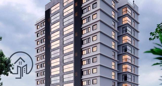 Apartamento à venda por R$ 525.000,00 - Vila Nova - Jaraguá do Sul/SC - Foto 3