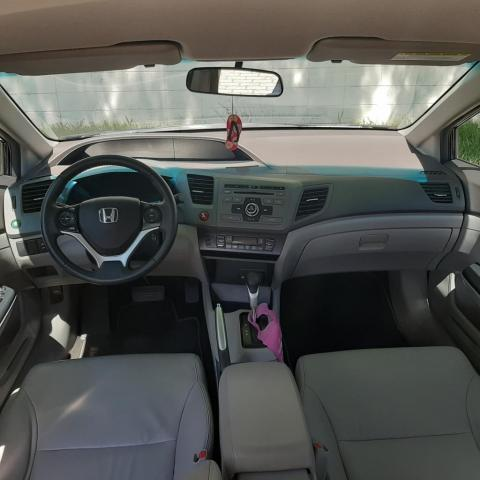 Civic Sedan LXS 1.8 1.8 Flex 16V Aut. 4p - Foto 3