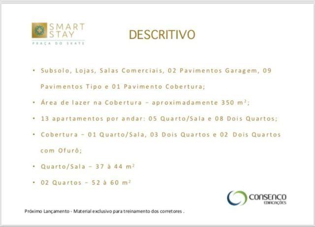 Smart Stay na Ponta Verde, Apartamentos Quarto/Sala em até 120 meses ! - Foto 6