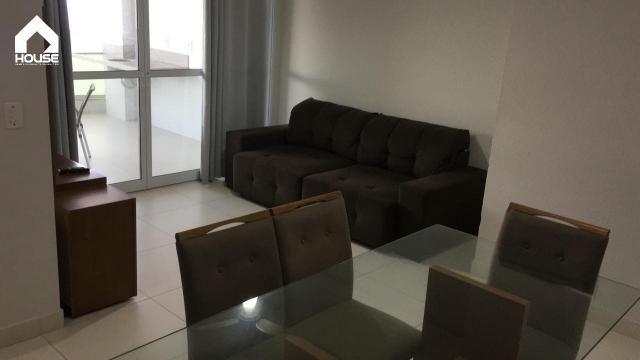 Apartamento para alugar com 3 dormitórios em Praia do morro, Guarapari cod:H4925 - Foto 2
