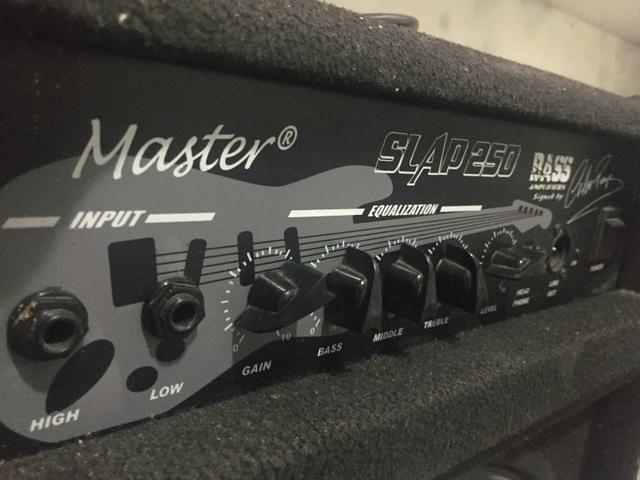 Cubo master áudio Slap 250w - Foto 4