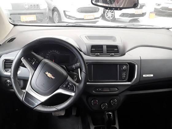 SPIN 2018/2019 1.8 ACTIV7 8V FLEX 4P AUTOMÁTICO - Foto 3