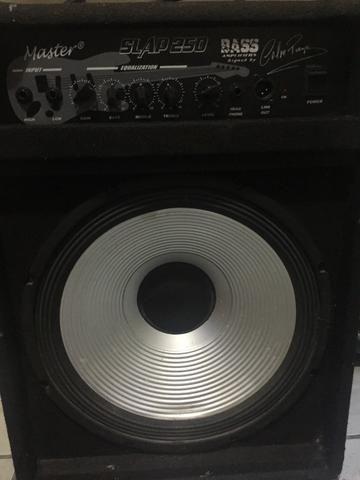 Cubo master áudio Slap 250w