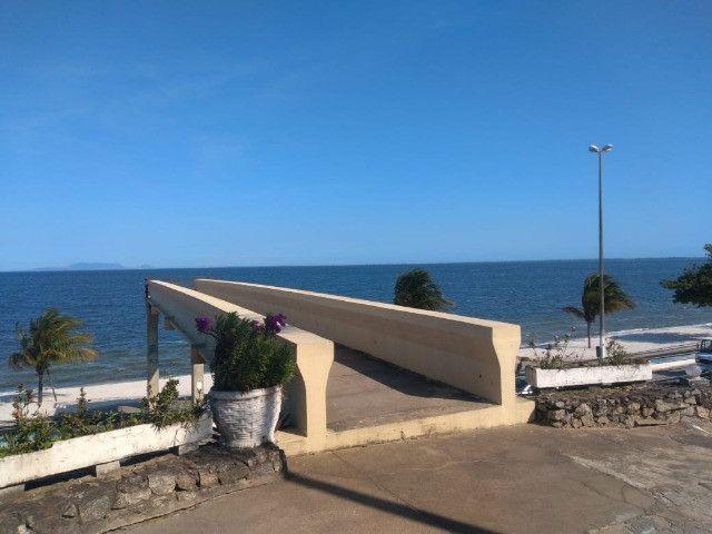 Apartamento temporada  quarto/sala co vista para a lagoa em Iguaba - Foto 13