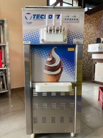 Maquina de sorvete italiano TecSoft - Foto 4