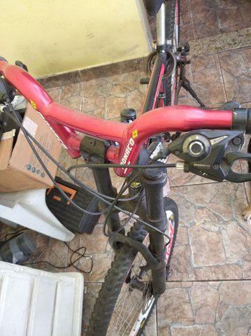 Bike - bicicleta Monaco alumínio - Foto 3