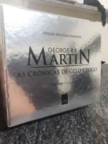 Box Prata Game of Thrones