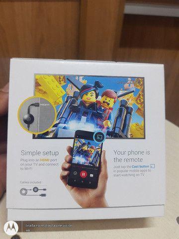 Chromecast 2 , novo na caixa  - Foto 2