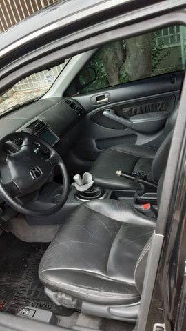 Vendo Civic LXL 2006 Completo + multimídia - Foto 5