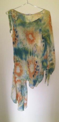 21 camisa estampada Madre Perla nº46