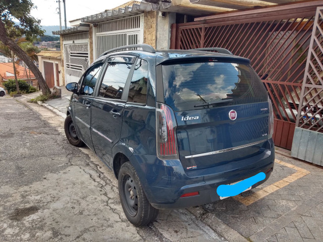 Fiat Idea 2015 1.6 completo semi-automático dual-logic