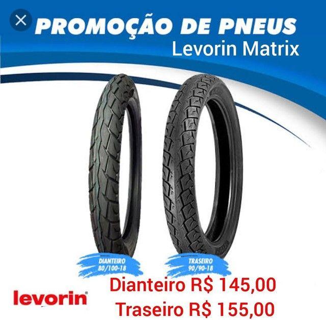 Pneus Levorin Matrix moto  - Foto 4