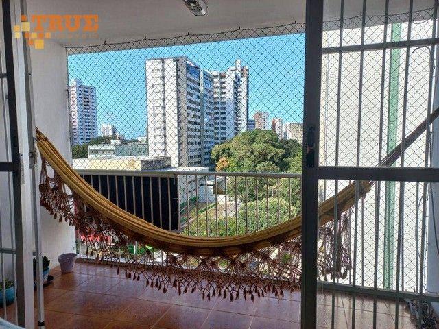 Apartamento com 3 dormitórios à venda, 126 m² por R$ 270.000,00 - Graças - Recife/PE - Foto 5