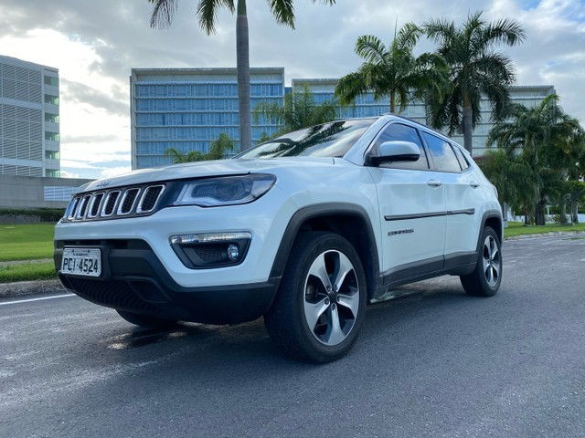 Jeep Compass 2017 Diesel Blindado
