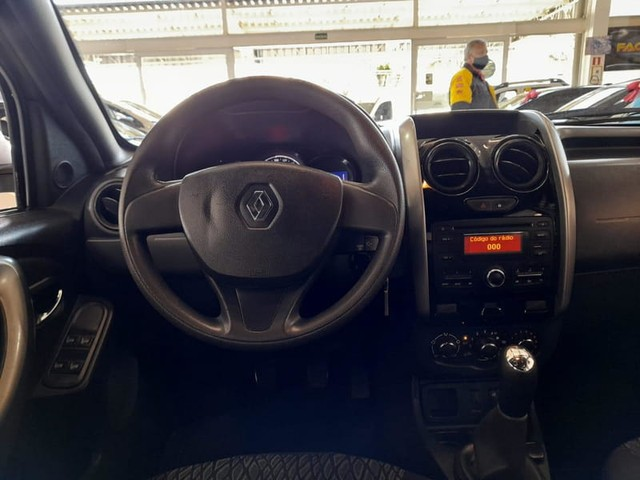 Renault DUSTER 1.6 EXP FLEX MANUAL - Foto 11