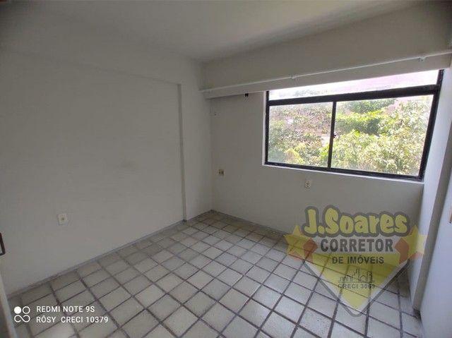 Manaíra, Beira-Mar, 2 quartos, 60m², R$ 1550 C/Cond, Aluguel, Apartamento, João Pessoa - Foto 8