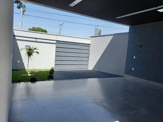 Casa para venda com 125 metros quadrados com 3 quartos no Residencial Veredas dos Buritis - Foto 3