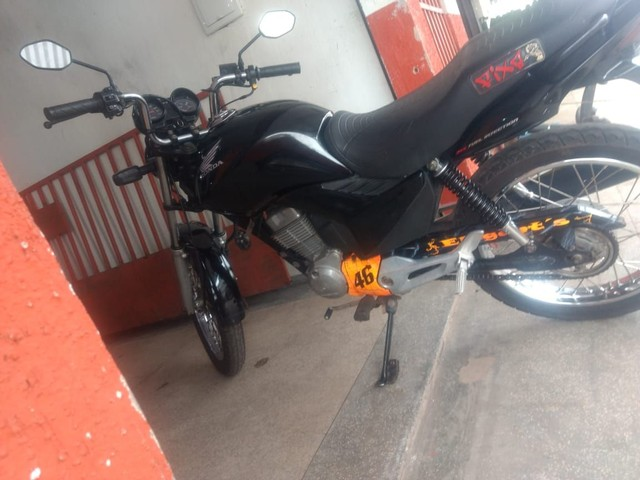 Moto 150.. econômica e boa de motor