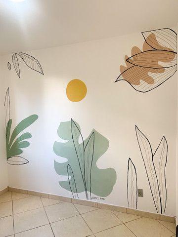 Arte Organica na Parede - Foto 2