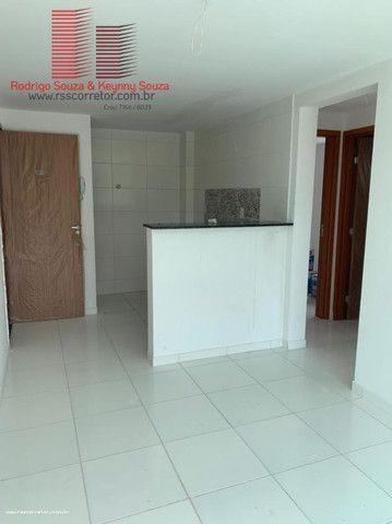Apartamento para Venda em João Pessoa, Ernesto Geisel, 2 dormitórios, 1 suíte, 1 banheiro, - Foto 4