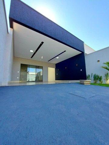 Casa para venda com 125 metros quadrados com 3 quartos no Residencial Veredas dos Buritis