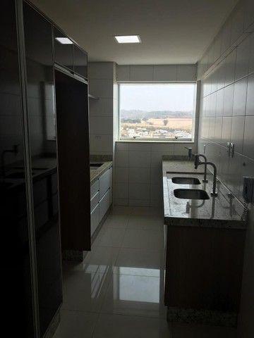 Apartamento à venda com 4 dormitórios em Residencial interlagos, Rio verde cod:60209115 - Foto 6