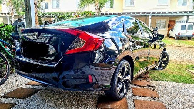 Honda New Civic EX troco por maior ou menor valor  - Foto 4