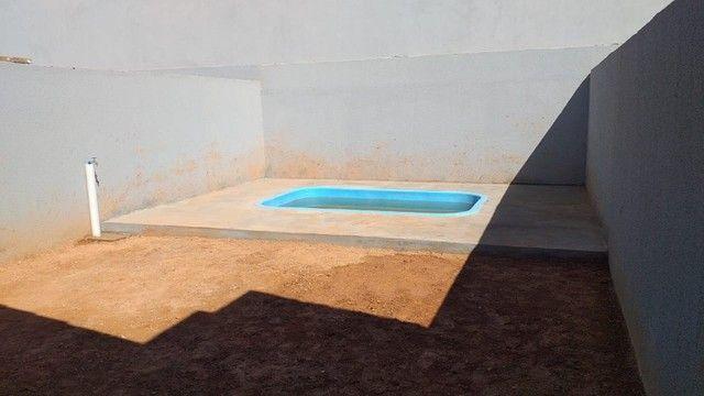 Vende-se casa com piscina no Residencial Nova Fronteira em Várzea Grande MT. - Foto 7