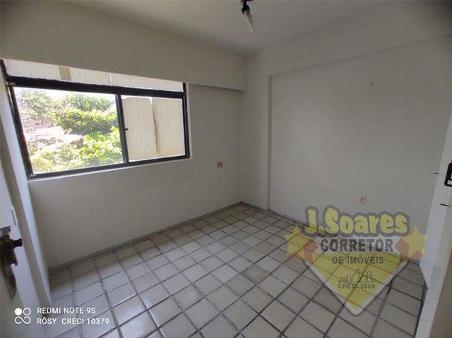 Manaíra, Beira-Mar, 2 quartos, 60m², R$ 1550 C/Cond, Aluguel, Apartamento, João Pessoa - Foto 5