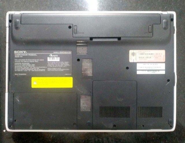 Sony Vaio Sve14   Core i5 3 Geração   Hd 500 Gb   8 Gb Ram - Foto 5