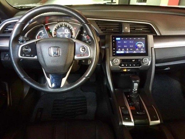 Honda Civic 2.0 Ex Flex Aut. 4p assumir-Financiamento
