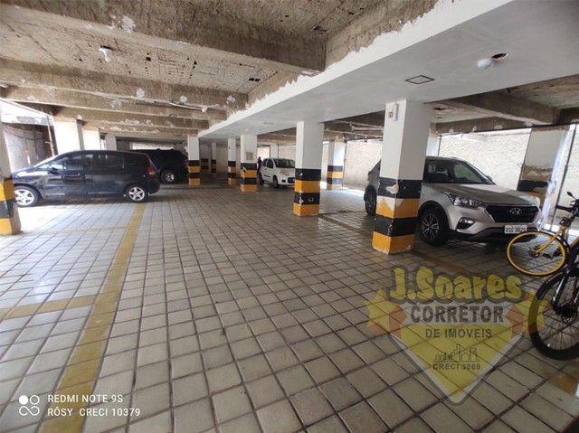 Manaíra, Beira-Mar, 2 quartos, 60m², R$ 1550 C/Cond, Aluguel, Apartamento, João Pessoa - Foto 13