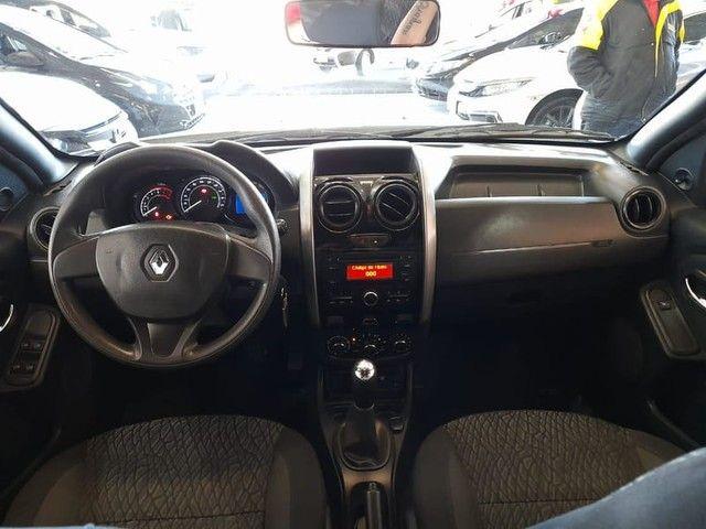 Renault DUSTER 1.6 EXP FLEX MANUAL - Foto 10