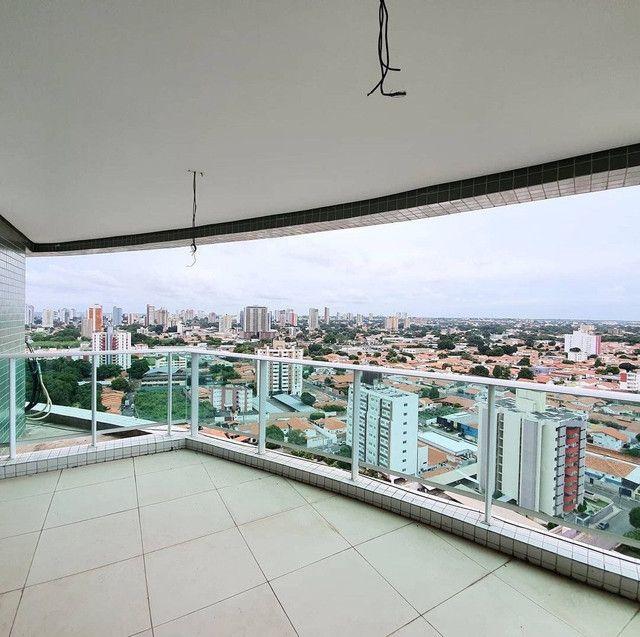 JE- Luxuoso Apartamento de 180m² Sendo 4 Suítes Próximo ao Teresina Shopping. - Foto 3