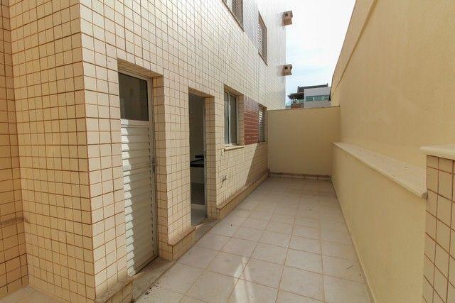 Apartamento à venda com 3 dormitórios em Santa branca, Belo horizonte cod:8127 - Foto 7