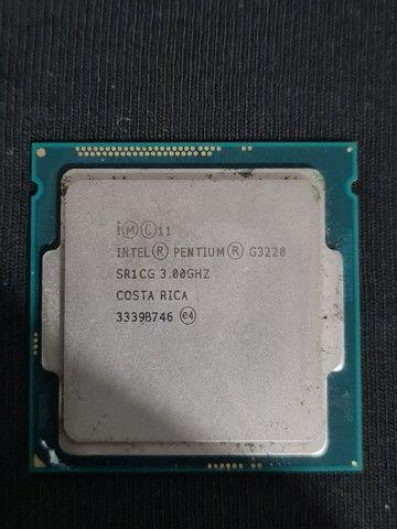 Processador 1150 Pentium G3220