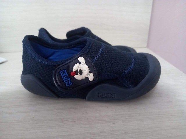 kit -3 tênis e 1 sandália infantil  ( cada unidade sai por R$ 22.50) - Foto 3