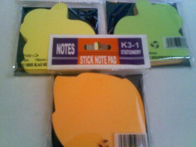Kit - Bloco De Nota ( 3 Unidades) R$ 15,00 - Foto 2